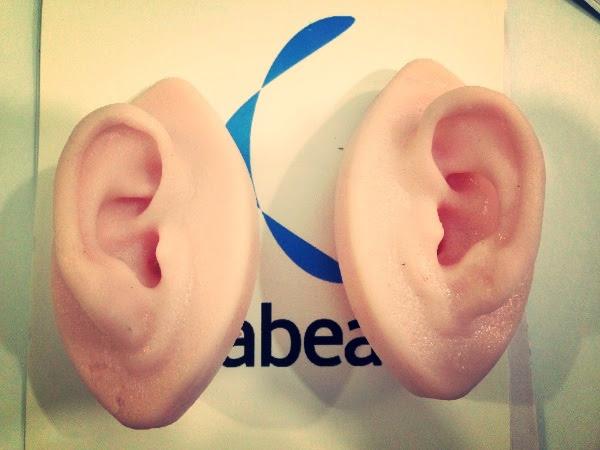 3D Принтирани протези на уши
