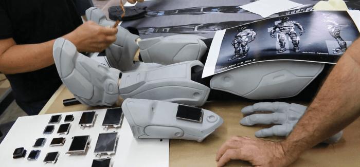3D Оринтираните части преди обработка
