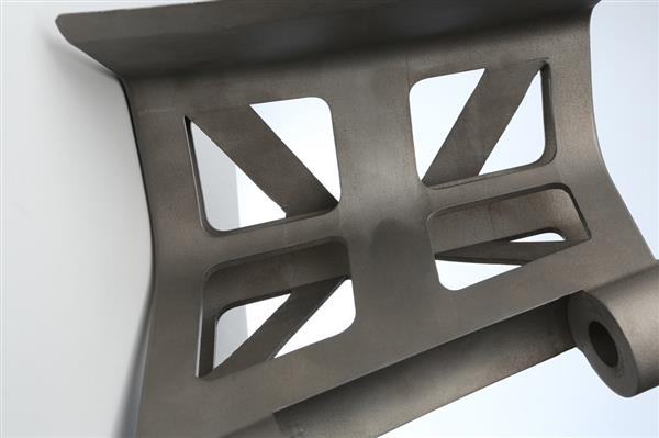3D Принтиран детайл за модел Speed 6