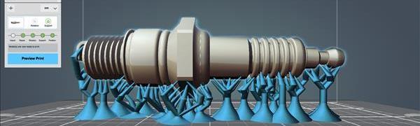 CAD софтуеър за 3D Печат
