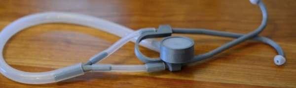 3D printed stetoscope