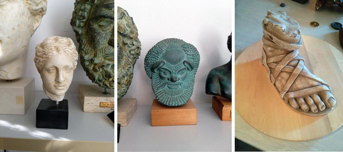 Артефакти за сканиране