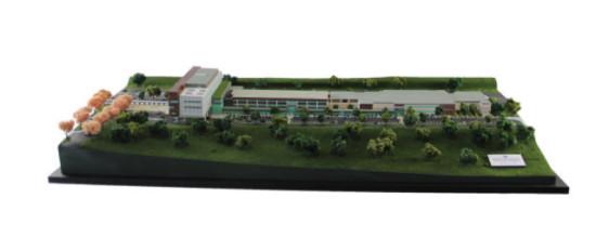 3D-printiran-arhitekturen-model