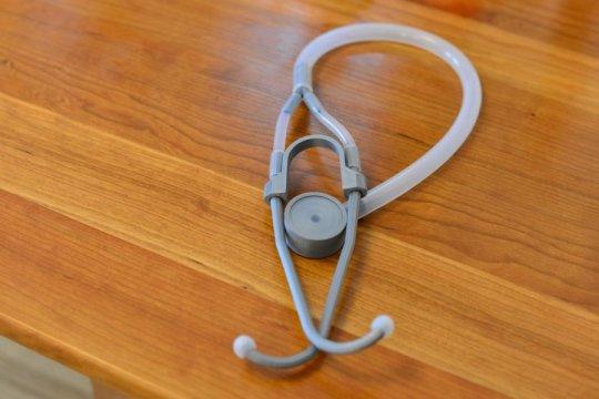 3d printed stetoscope 2